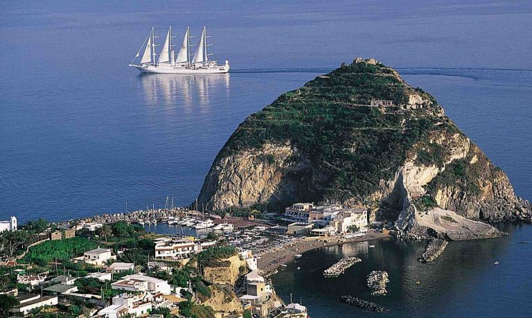 Charming Ischia makes comeback with the worst-kept secret