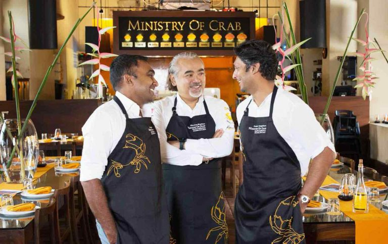 Ministry of Crab and The Mystery Chef