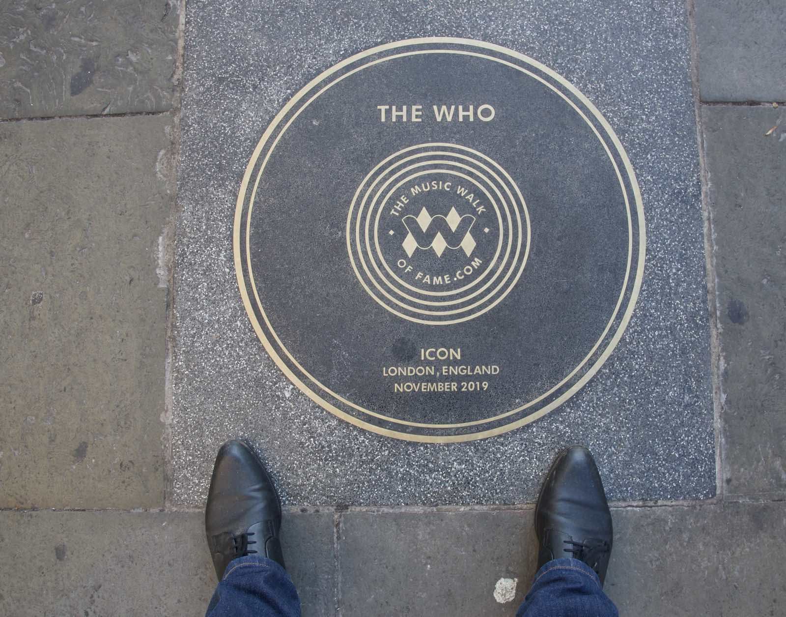 Camden Town has a rich musical history - and the new Walk of Fame