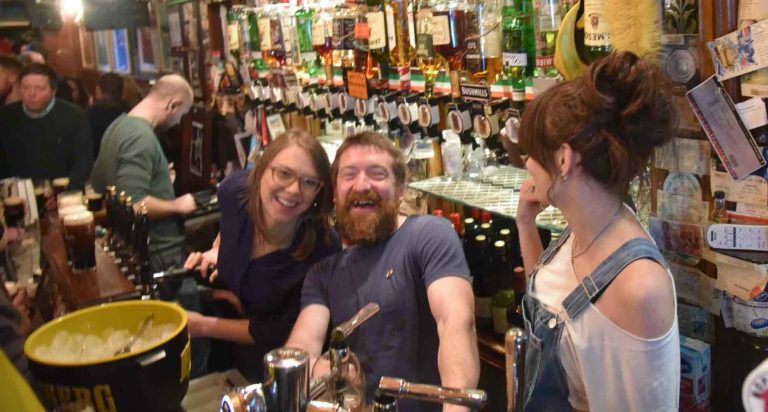 Historic Pub Crawl with Tales and Ales