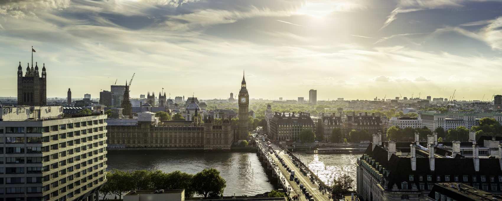 Westminster with Big Ben