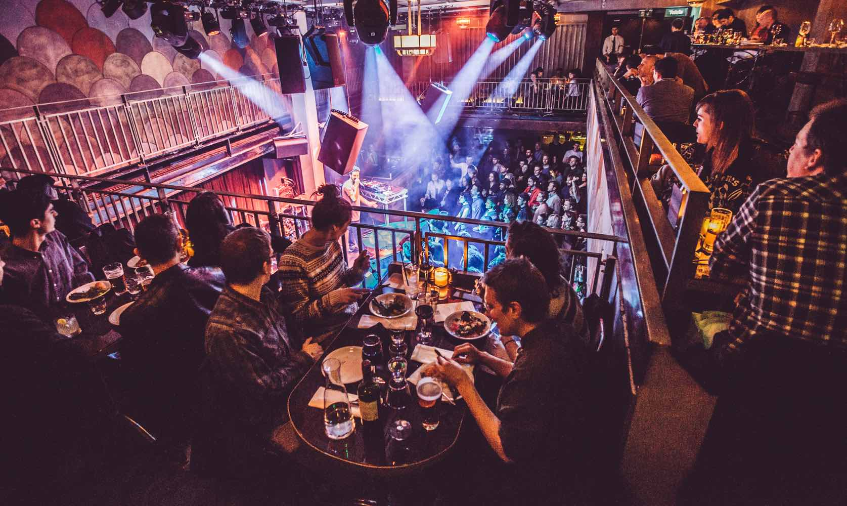 The Jazz Cafe in Camden Town