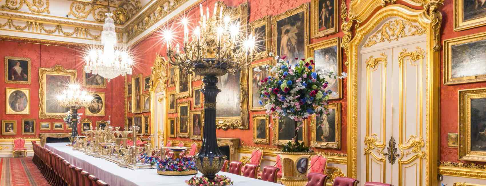 The art collection raised Apsley House from an aristocratic town house to palatial status