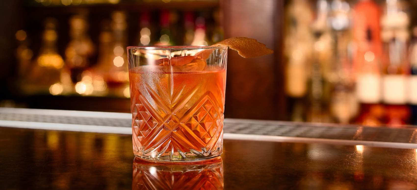 A star was born in 1919: Nigroni is a star in the cocktail universe