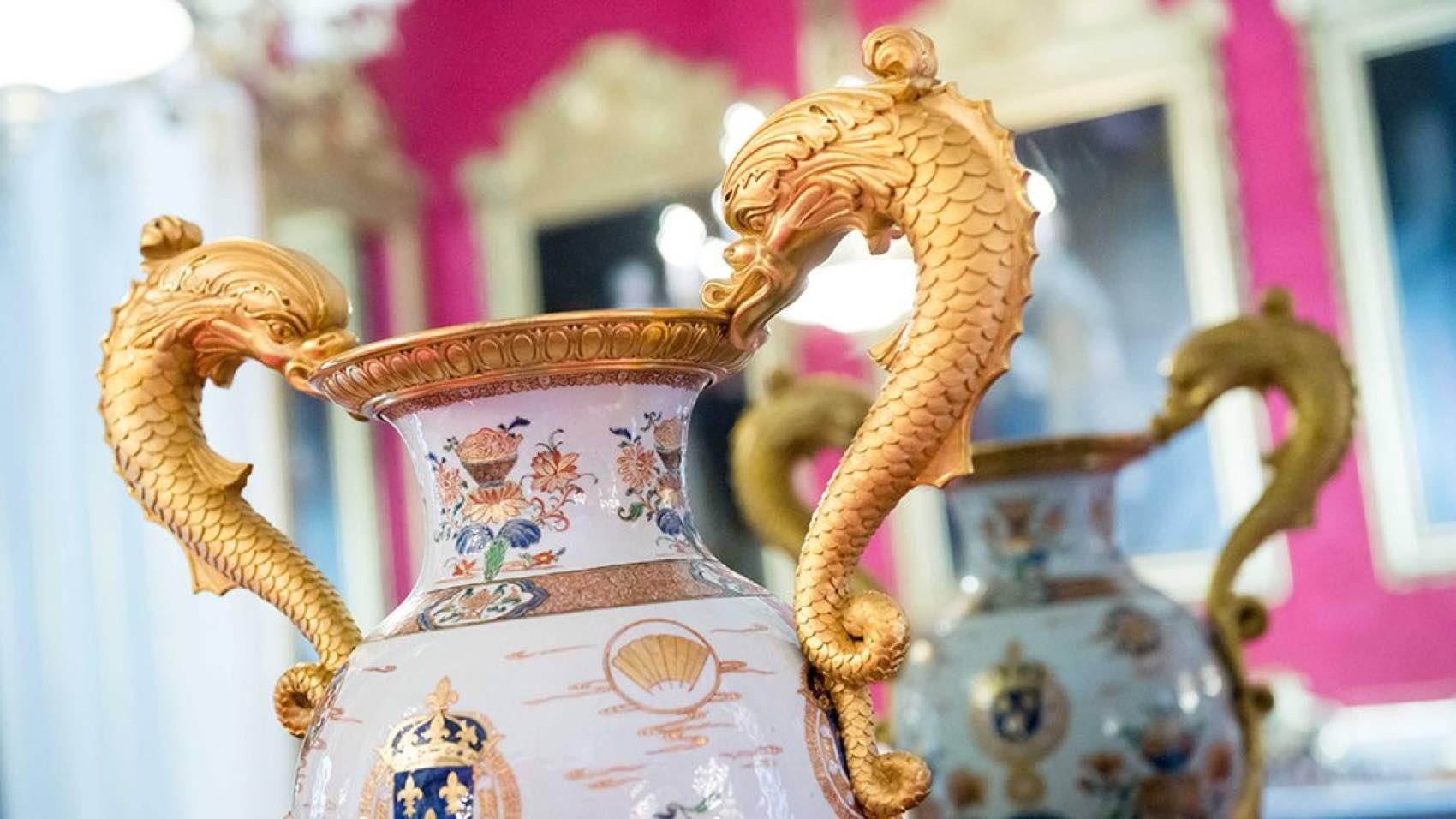 A Treasure at The Palace