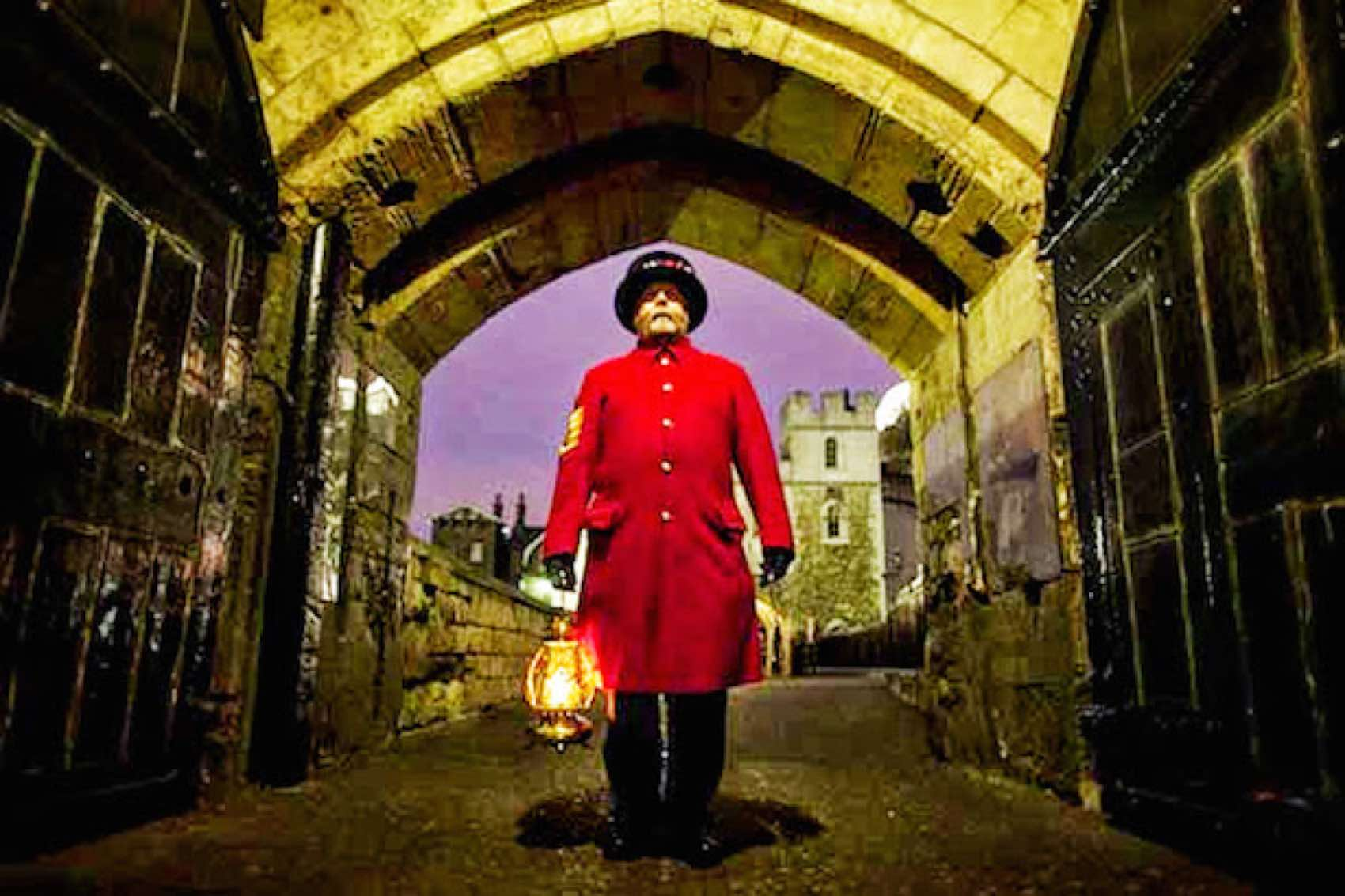 The Yeoman Warders – often called Beefeaters