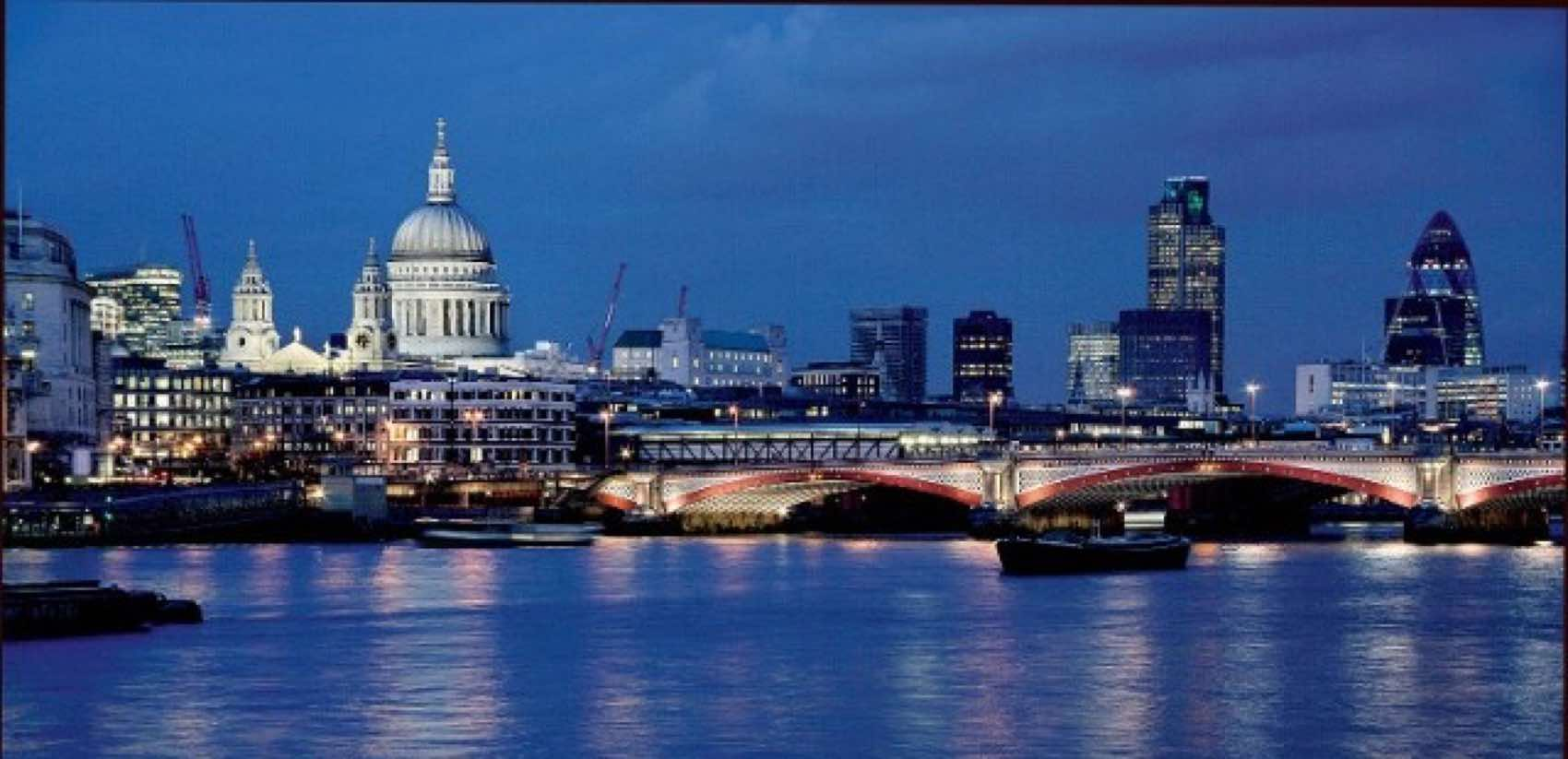 St Paul's, with its world-famous dome, is an iconic feature of the London skyline.