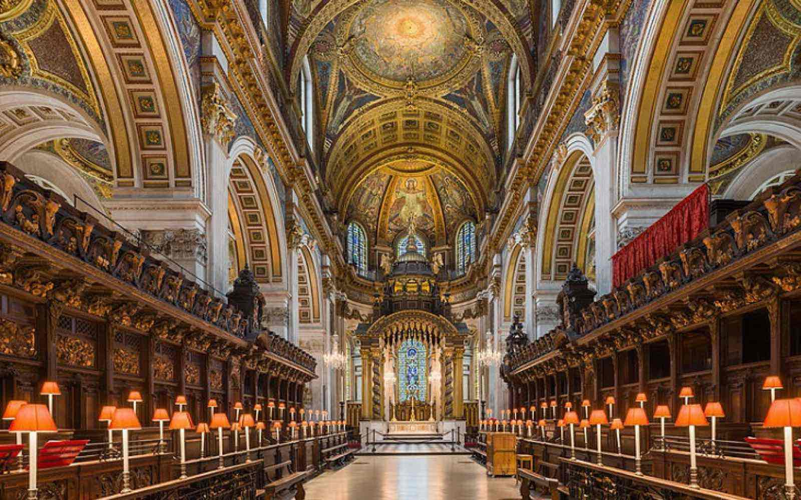 Step inside and you can enjoy the Cathedral's awe-inspiring interior, and uncover fascinating stories about its history.