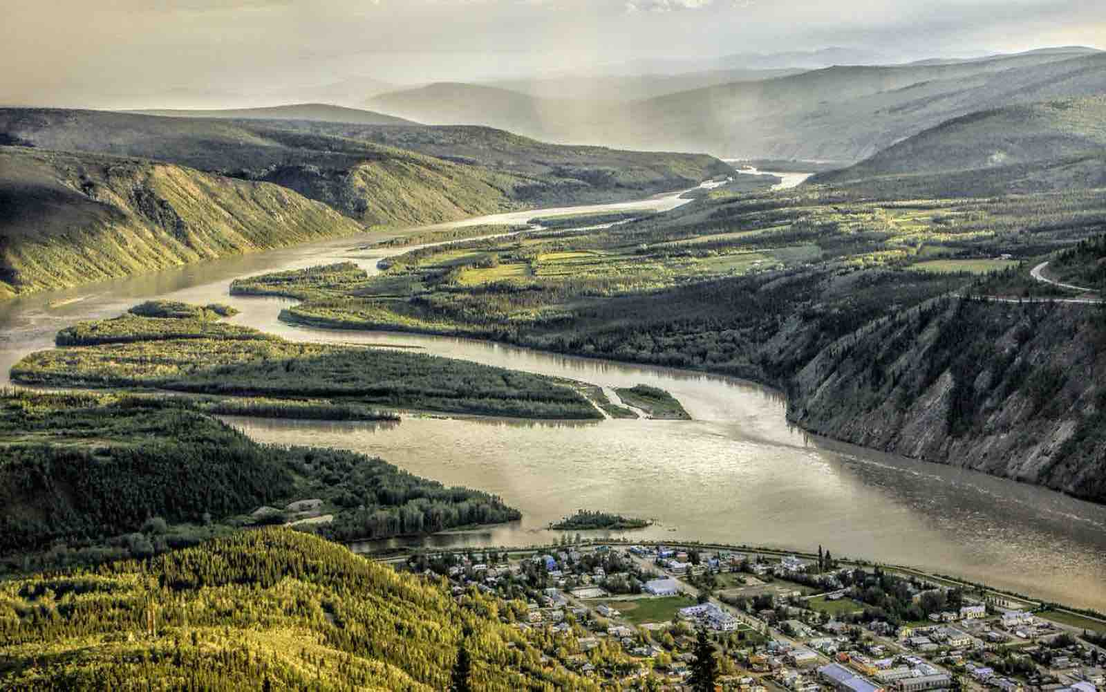 Dawson City serves a Canadian cocktail to remember