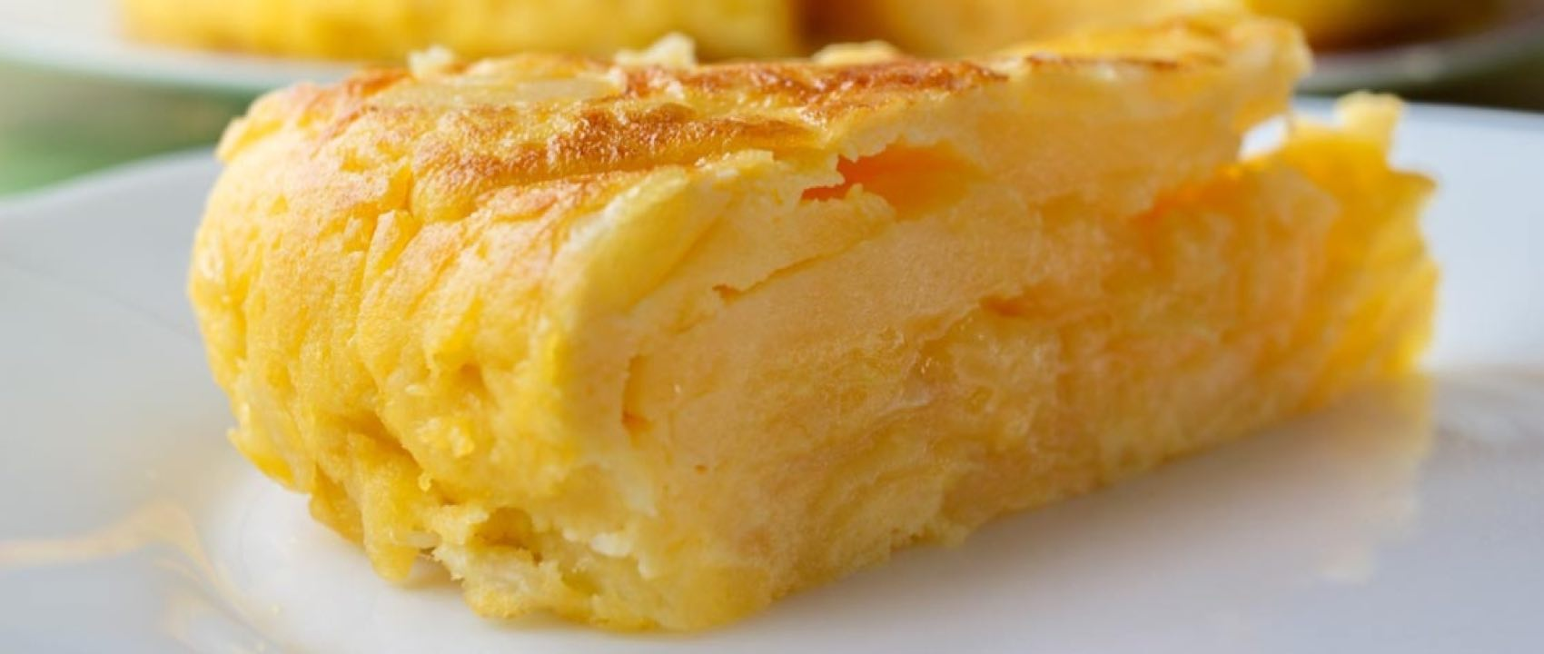 Tortilla is the name of a Spanish omelette