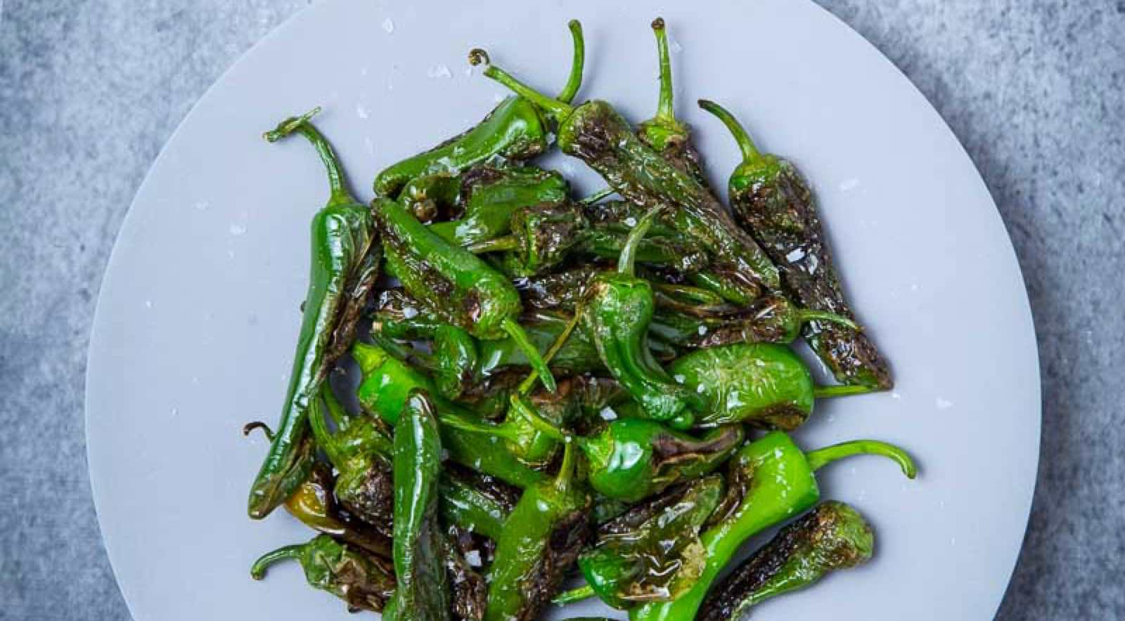 Pimientos de Padron took its name from the town of Padrón