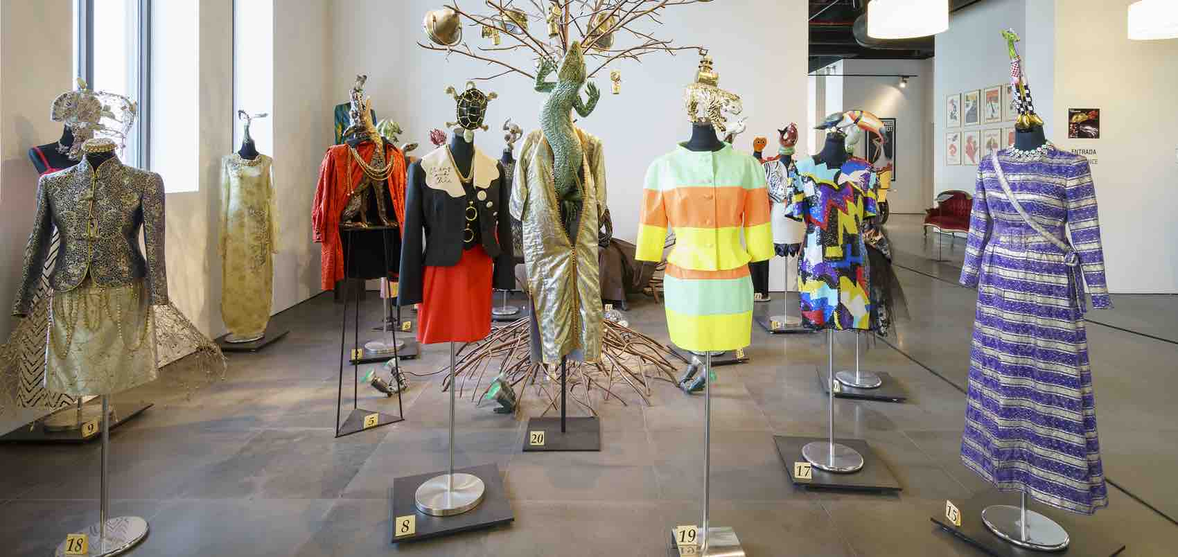 Old Fashion: The museum where cars are linked with fashion