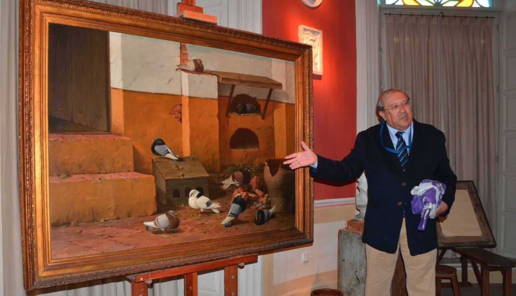 Art at home: A guide at the Picasso Home Museum