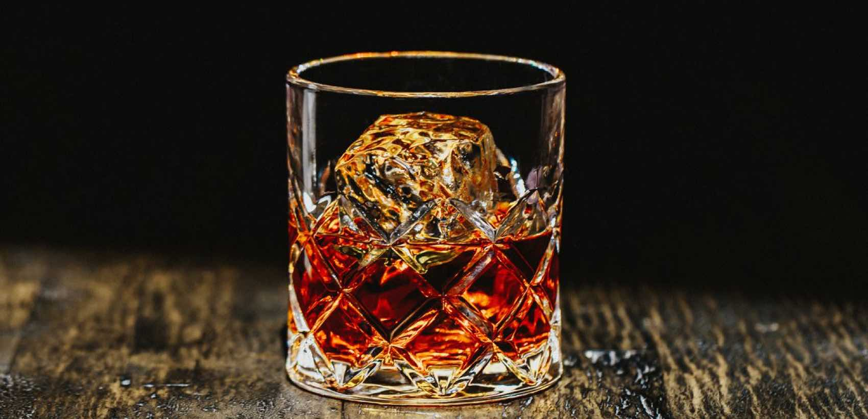 French Connestion: The cognac adds warmth to the chilled drink
