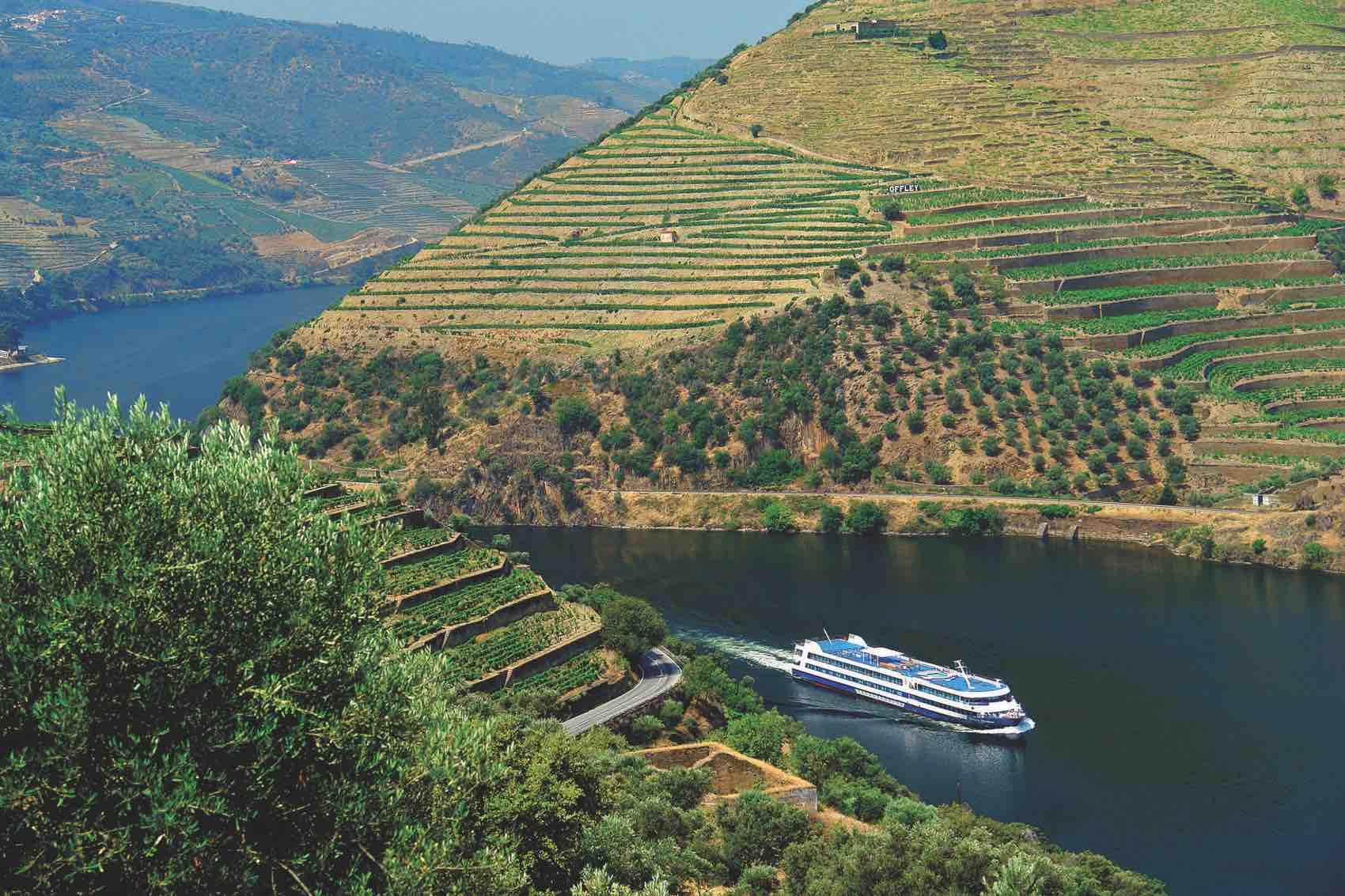 Duoro Valley - about wine, the river and boat trips.