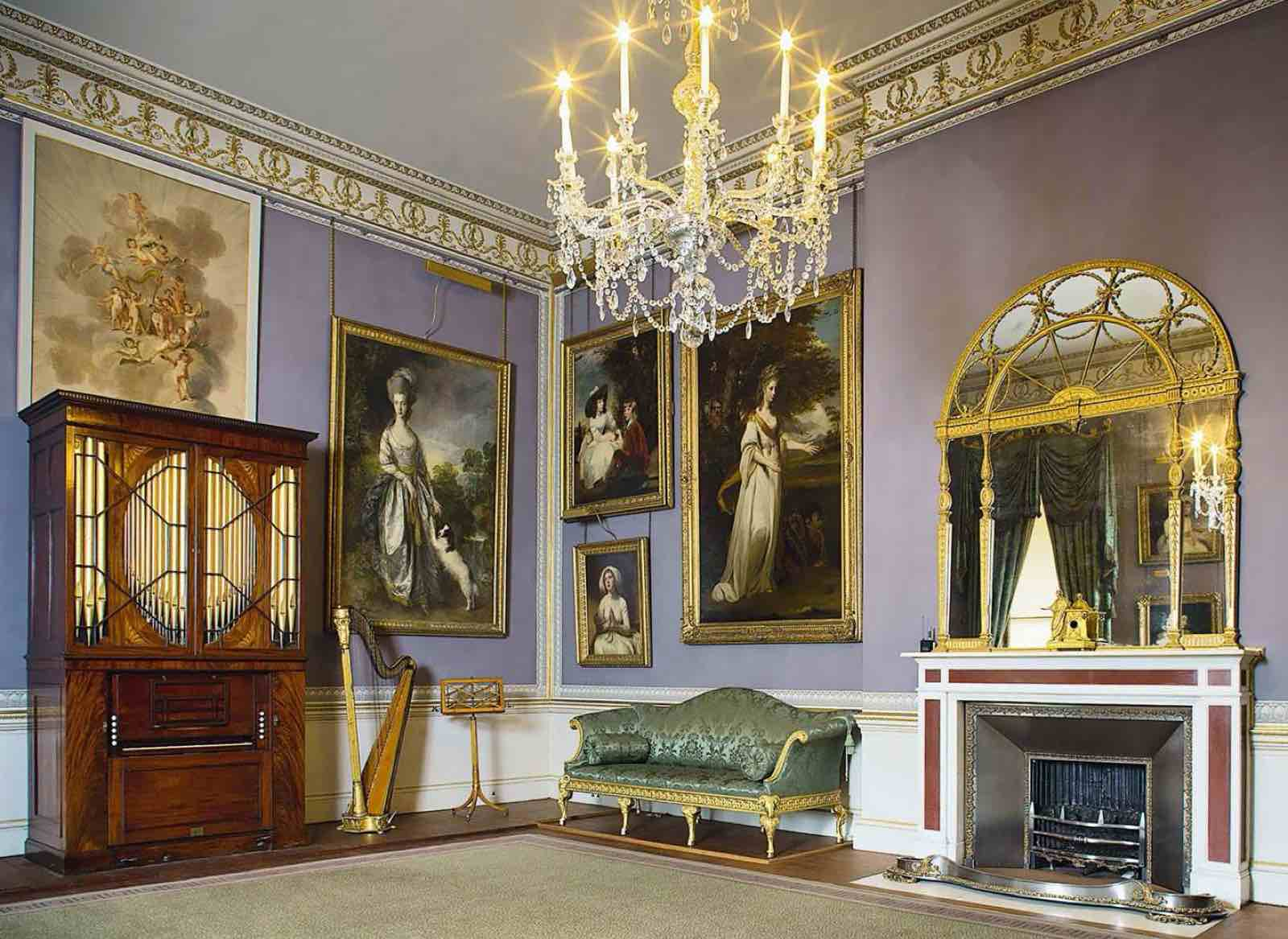 The Music Room at Kenwood House