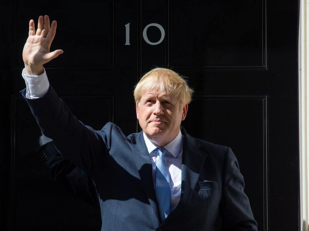 Boris Johnson - the Prime Minister of Great Britain