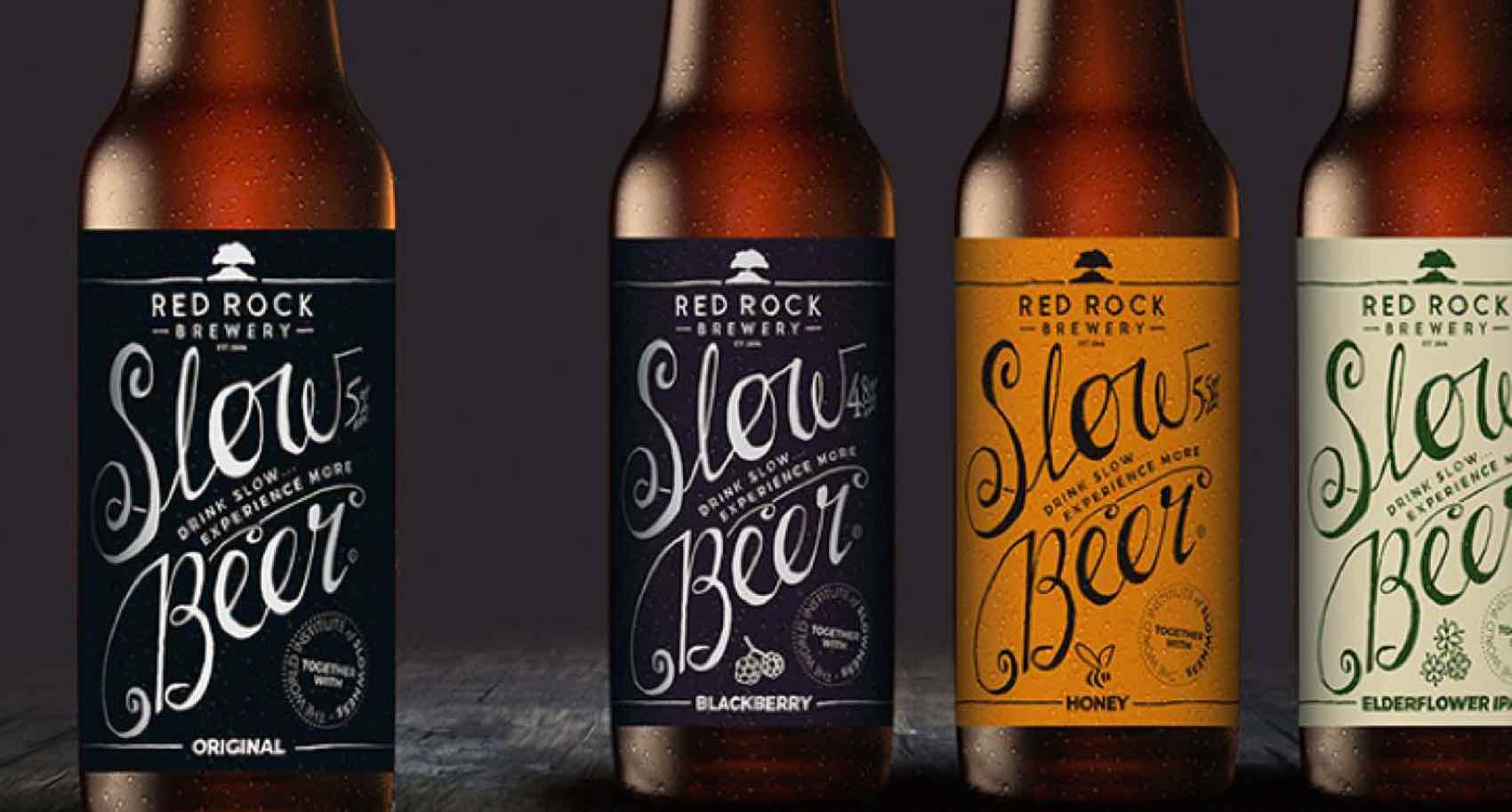 Beer or not..: The art of brewing the slowest beer in the world. Slow beer from Higher Humper Farm in Devon, England.