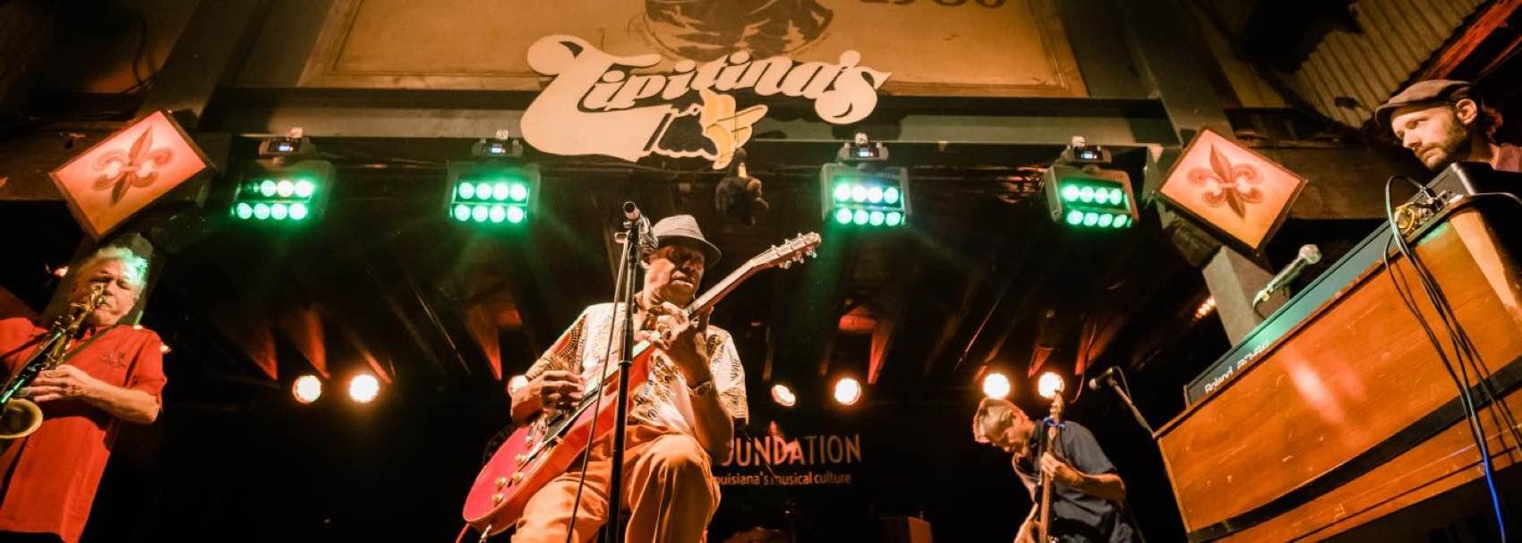 Live Music at Tipitinas