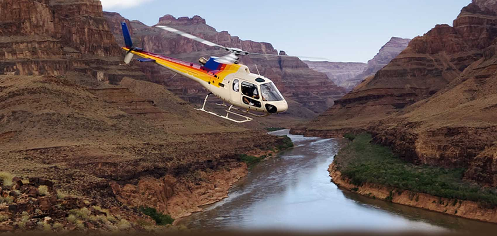 The easiest way to see Grand Canyon...
