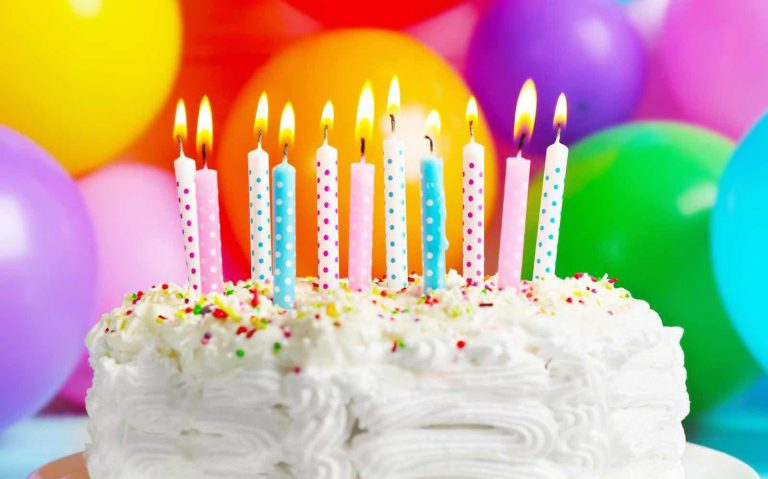 Birthday traditions around the world – Not quite for all