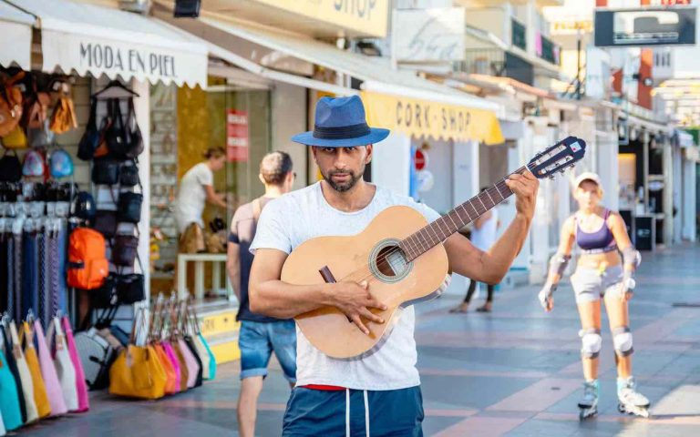 I found Sunday Market in Torremolinos – and lot more