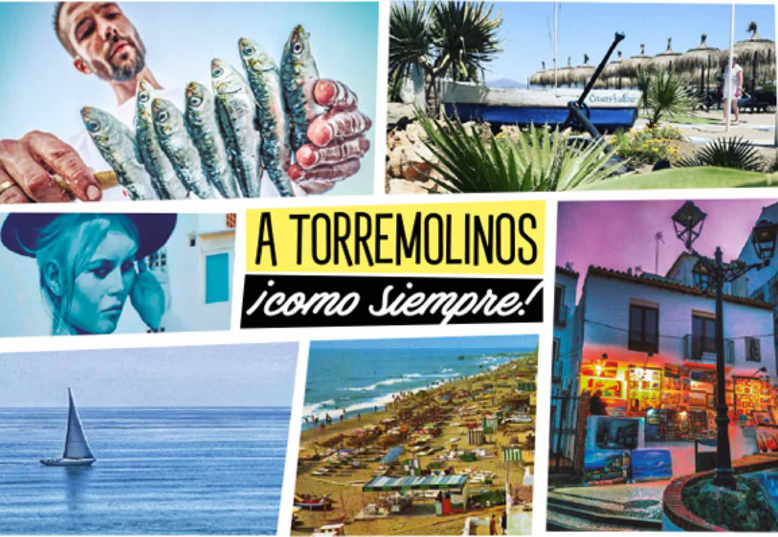 Postcard from Torremolinos, the resort with long history