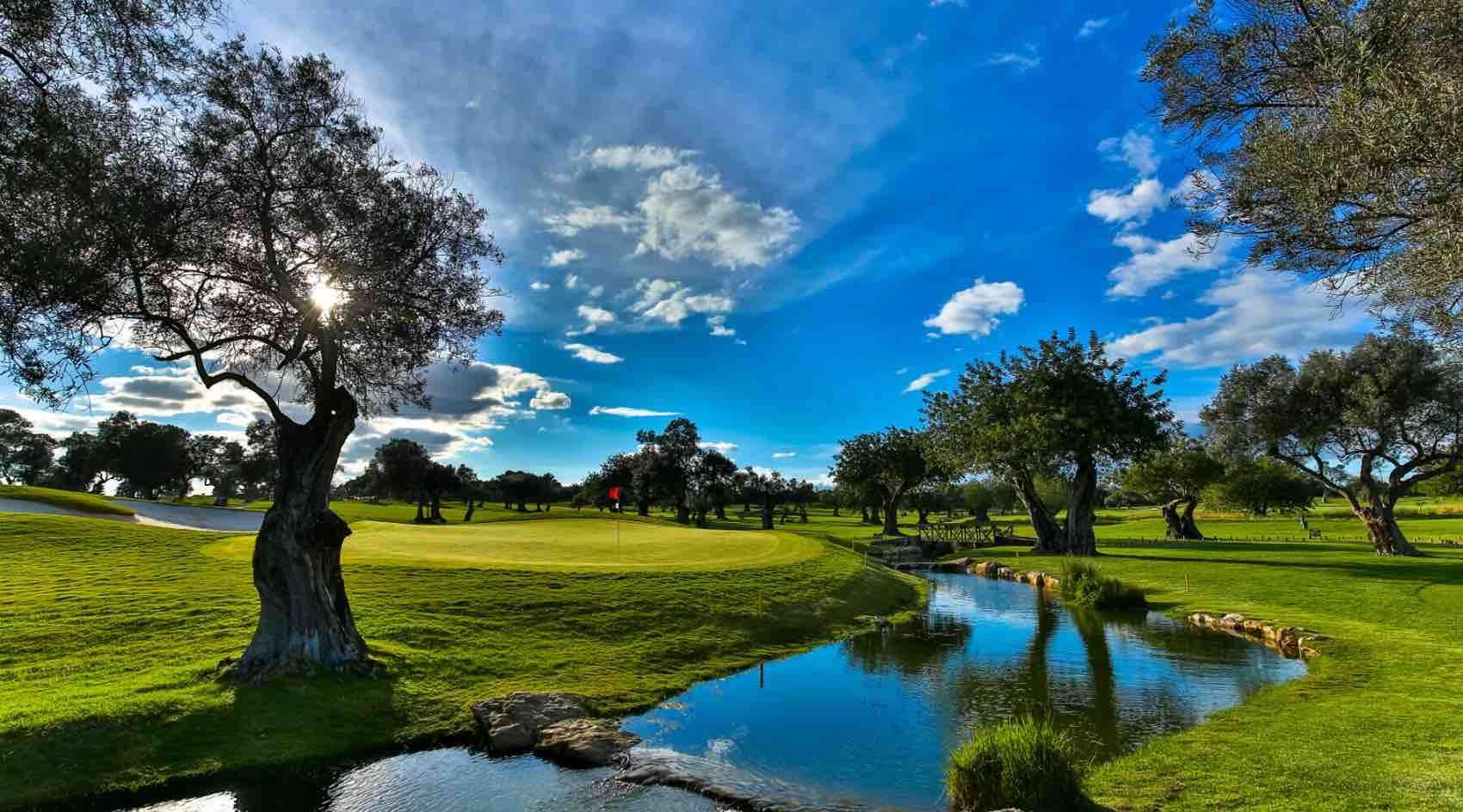 Quinta da Ria golf course near Tavira